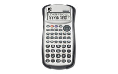 5 Star Scientific Calculator 2-Line Display 279 Function