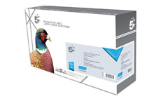 5 Star Compatible Laser Toner Cartridge Page Life 6000pp Cyan [HP No. 507A CE401A Alternative]