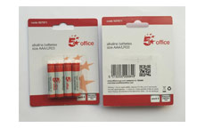 5 Star Batteries AAA [Pack 4]