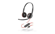 Plantronics Blackwire C3220 USB Hi-Fi Stero Headset