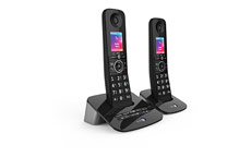 BT Premium Twin Dect Call Blocker Telephone with Answer Machine