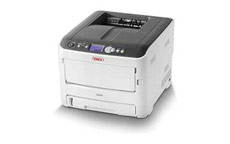 Oki C612N A4 Colour Laser Printer