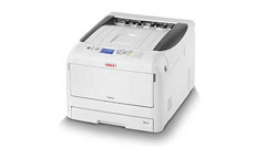 Oki C823DN A3 Colour Laser Printer