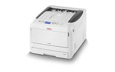 Oki C823N A3 Colour Laser Printer