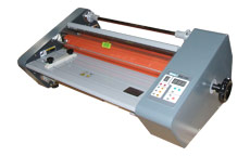 Vivid Linea DH-460 A2 Roll Feed Double Sided Laminator