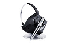 Sennheiser DW Office Phone Single Connectivity DECT Mono Headset