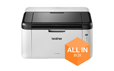 Brother HL-1210WVB All in Box A4 Mono Laser Printer
