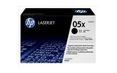 Hewlett Packard No. 05X Laser Toner Cartridge Page Life 6500pp Black