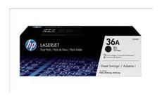 Hewlett Packard No. 36A Laser Toner Cartridge Page Life 2000pp Black