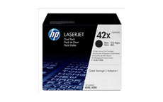 Hewlett Packard [HP] No. 42X Laser Toner Cartridge Page Life 40000pp Black