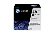 Hewlett Packard [HP] No. 42X Laser Toner Cartridge Page Life 20000pp Black