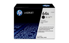 Hewlett Packard No. 64A Laser Toner Cartridge Page Life 10000pp Black