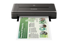 Canon PIXMA iP110 Colour Inkjet Printer
