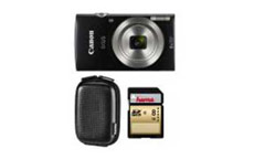 Canon IXUS 185 Digital Camera Bundle