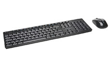 Kensington K75230UK Pro Fit Wireless Keyboard and Mouse