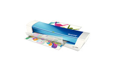 Leitz iLam Home Office A4 Blue Laminator