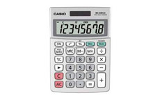 Casio MS88ECO Mini Desk Calculator