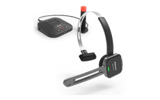 Philips SpeechOne Wireless Headset with Docking Station and Status Light