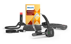Philips SpeechOne Wireless Headset with Docking Station, Remote Control, Status Light and Software