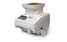 Safescan 1550 Highspeed Coin Counting machine