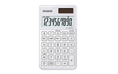 Casio SL-1000SC Handheld Calculator White