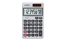Casio SL300SV Handheld Calculator