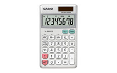Casio SL305ECO Mini Desk Calculator