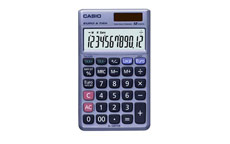 Casio SL320TER Handheld Calculator