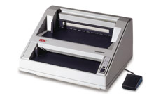 GBC SureBind System 3 Pro Strip Binder with Electric Punch