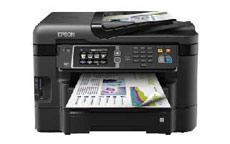 Epson WorkForce WF-3640DTWF All-In-One Multifunction