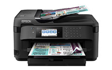 Epson WorkForce WF-7710DWF A3 Colour Inkjet Multifunction