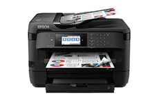 Epson WorkForce WF-7720DTWF A3 Colour Inkjet Multifunction