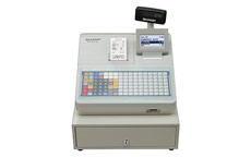 Sharp XE-A217W Cash Register