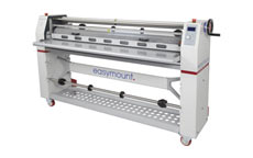 Vivid Easymount EM-1600 SHW Wide Format Single Sided Hot Wrap Laminator