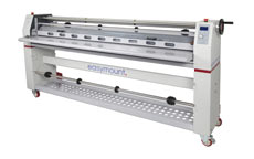 Vivid Easymount EM-2100 SH Wide Format Single Hot Laminator