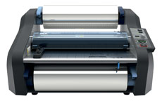 GBC Ultima 35 Ezload A3 Double Sided Roll Feed Hot Laminator