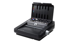 GBC CombBind C450E - A Grade Comb Binding Machine with Electric Punch