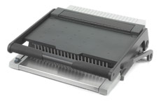 GBC MultiBind 420 Comb, Click, Wire 34 and Wire 21 Binding Machine