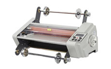 Vivid Matrix Duo MD-460 A2 Roll Feed Single and Double Sided Laminator