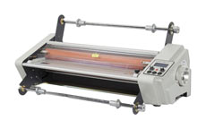Vivid Matrix Duo MD-650 A1 Roll Feed Single and Double Sided Laminator