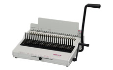 RENZ Combi S Comb Binding Machine