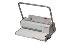 RENZ SPB 360 Electric Spiral Binder with Manual Punch