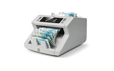 Safescan 2210 Automatic Bank Note Counter with UV Counterfeit Detection