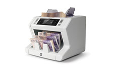 Safescan 2650 Automatic Banknote Counter with 3-point Counterfeit Detection
