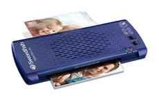 Swordfish Superslim Blue A4 Office Laminator