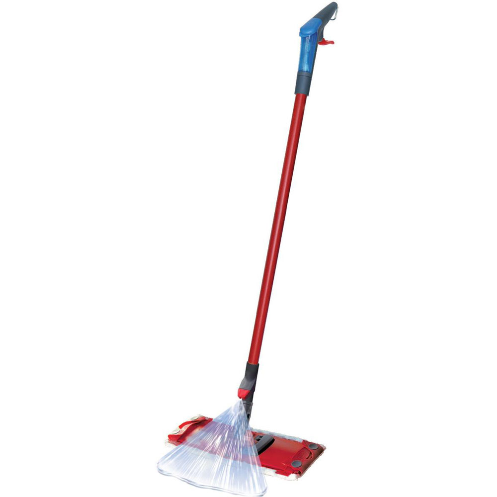 how to clean vileda mop