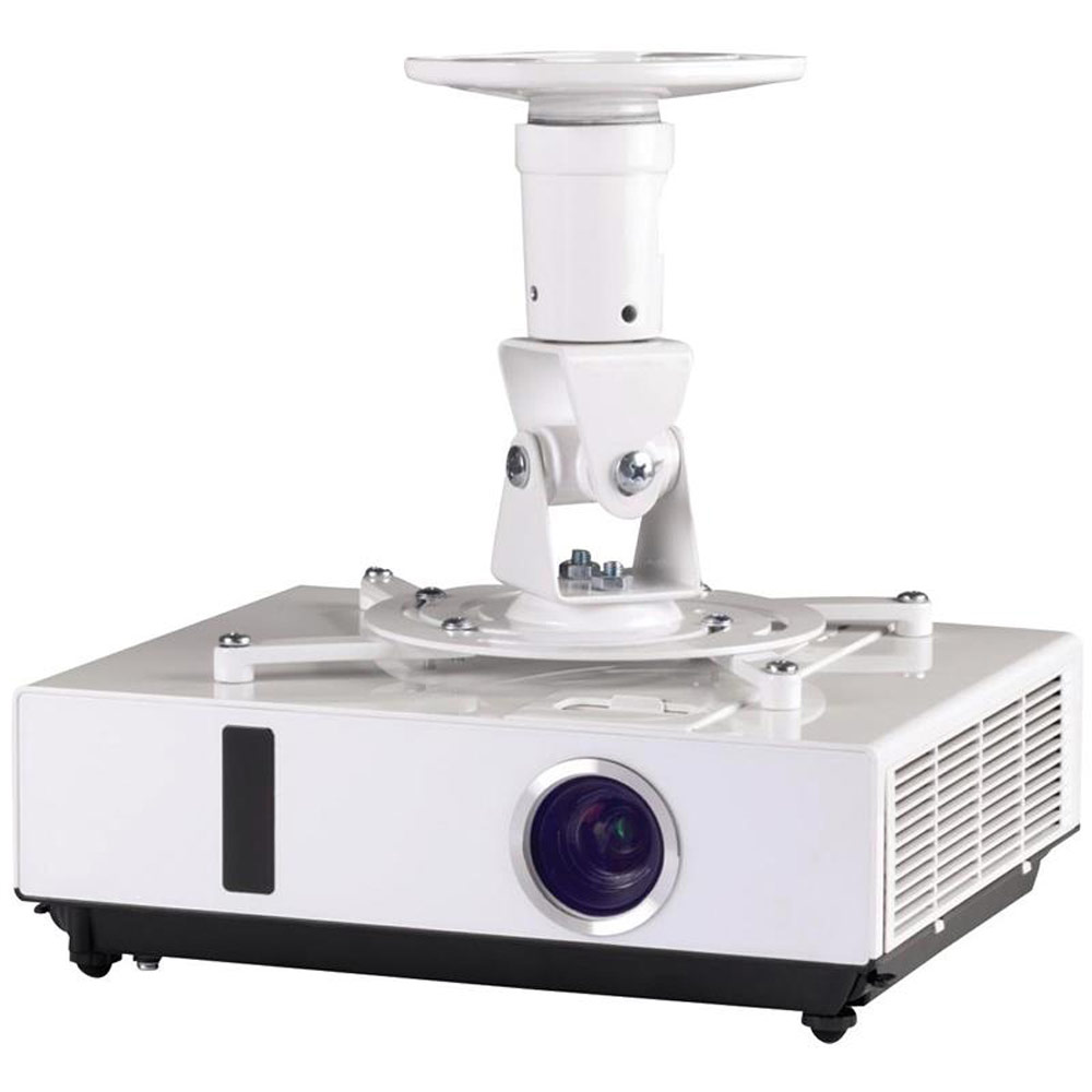 Hama Projector Ceiling Mount White