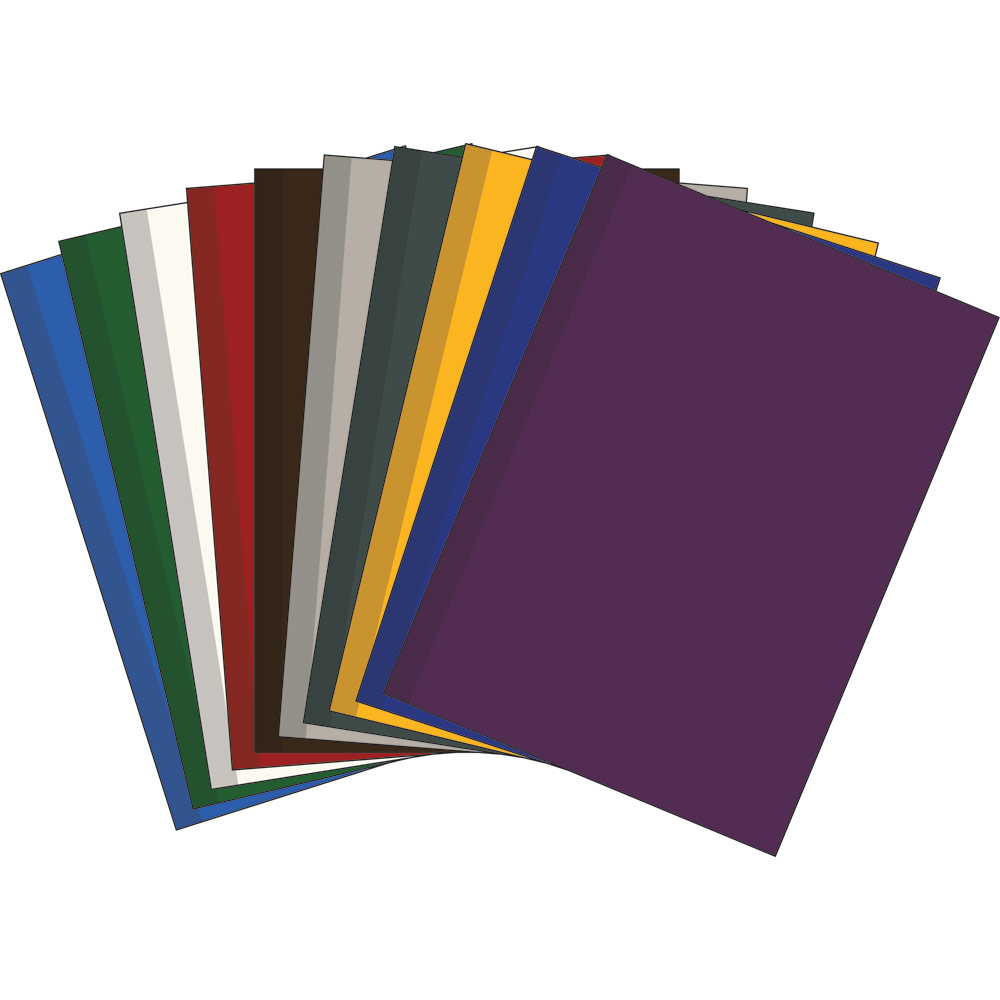 Powis Fastback Binder Covers