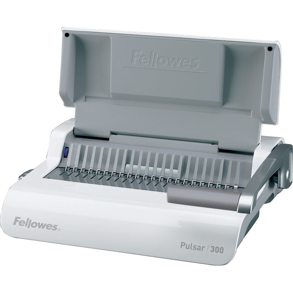 fellowes binding machine