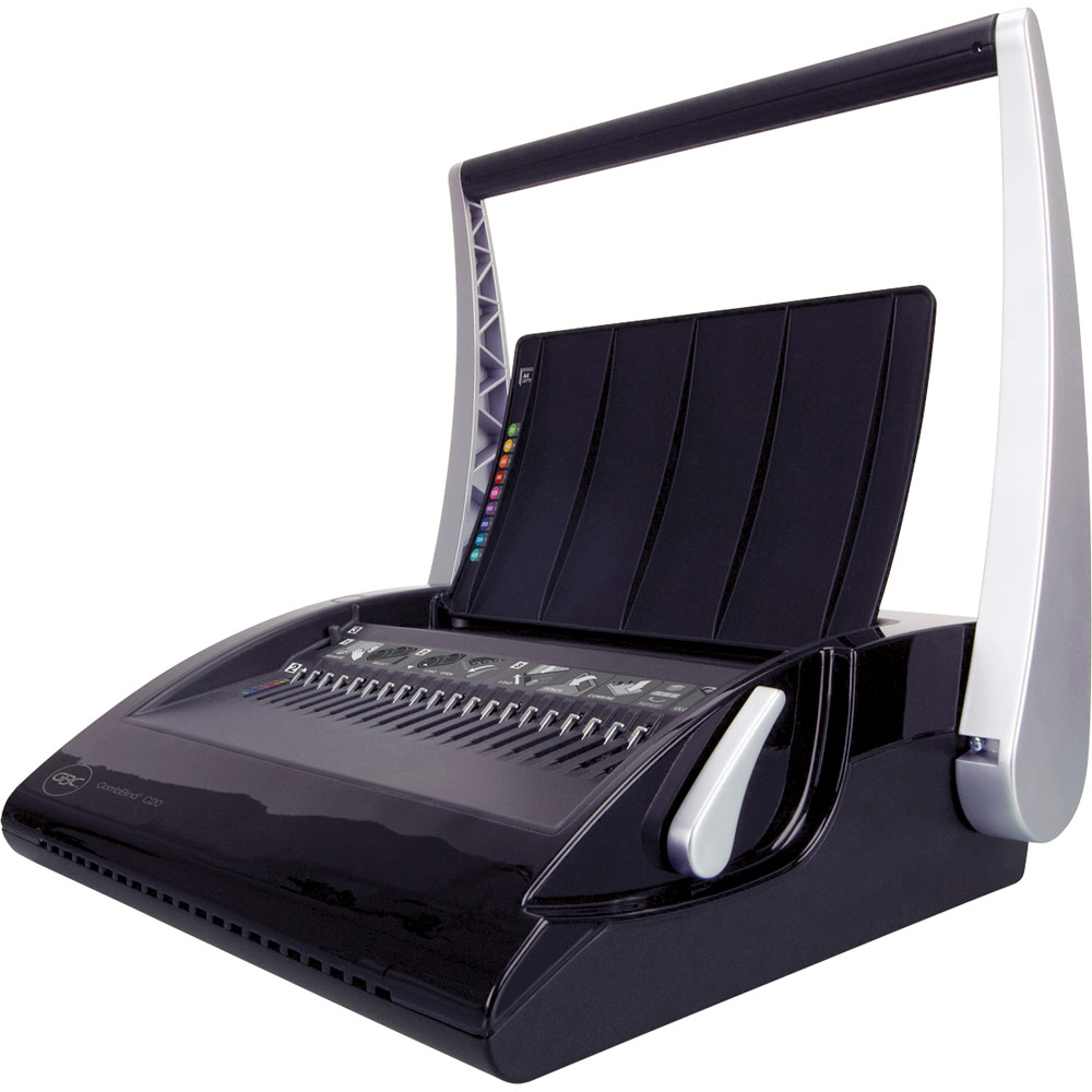 gbc comb binder machine